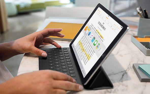 ـ لا تتوقع هذه الأمور في مؤتمر الغد iPad-pro-with-keyboa