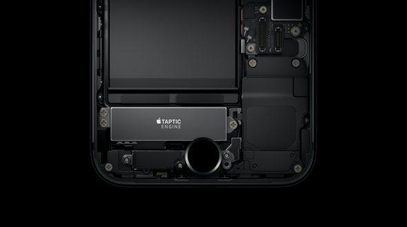 نظرة عن قرب على محرك النقر Taptic Engine في الآي فون 7