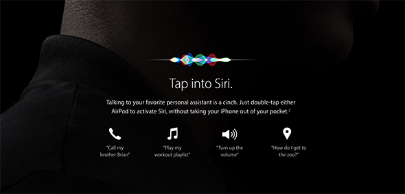 siri-on-airpods