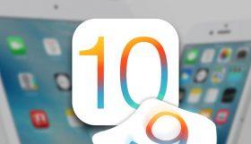 ما قبل التحديث إلى iOS 10