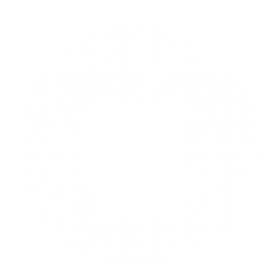 white-apple-circle-logo