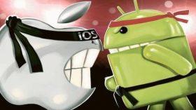 من الأفضل iOS أم الأندرويد ؟