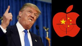 هل يؤثر فوز ترامب على شركة أبل؟