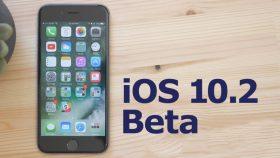 ما الجديد في iOS 10.2 القادم؟