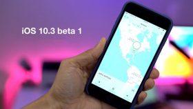 ما الجديد في iOS 10.3 التجريبي؟