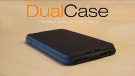 Dual Case غلاف متعدد الوظائف للآي فون
