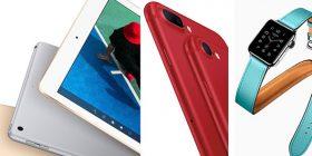آي-باد جديد و آي-فون أحمر و أحزمة لساعة آبل و تطبيق جديد من آبل