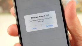 خطوات بسيطة لتوفير المزيد من المساحة على جهازك