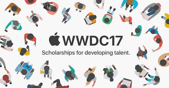 منحة أبل للطلاب لحضور WWDC17
