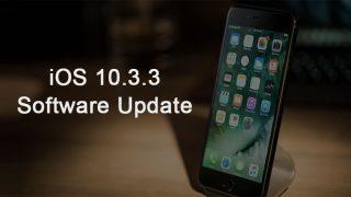 أبل تعلن عن iOS 10.3.3