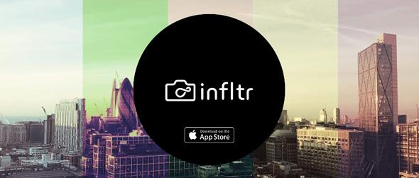 نتيجة بحث الصور عن تطبيق infltr