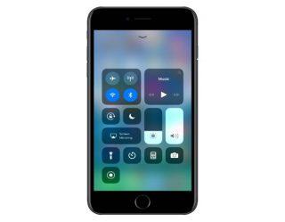 آبل توضح لماذا لا يتم تعطيل البلوتوث والواي فاي بالكامل من مركز التحكم في iOS 11