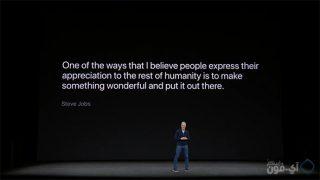 فيديو : ملخص مؤتمر إطلاق الآي فون + استعراض حي للآي فون 8 و الآي فون X