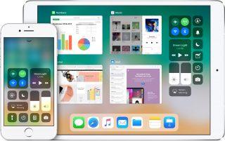 مع iOS 11 تحكم في جهازك من مكان واحد ( مركز التحكم )