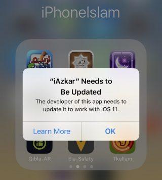ننتظر تحديث تطبيقاتكم القديمة