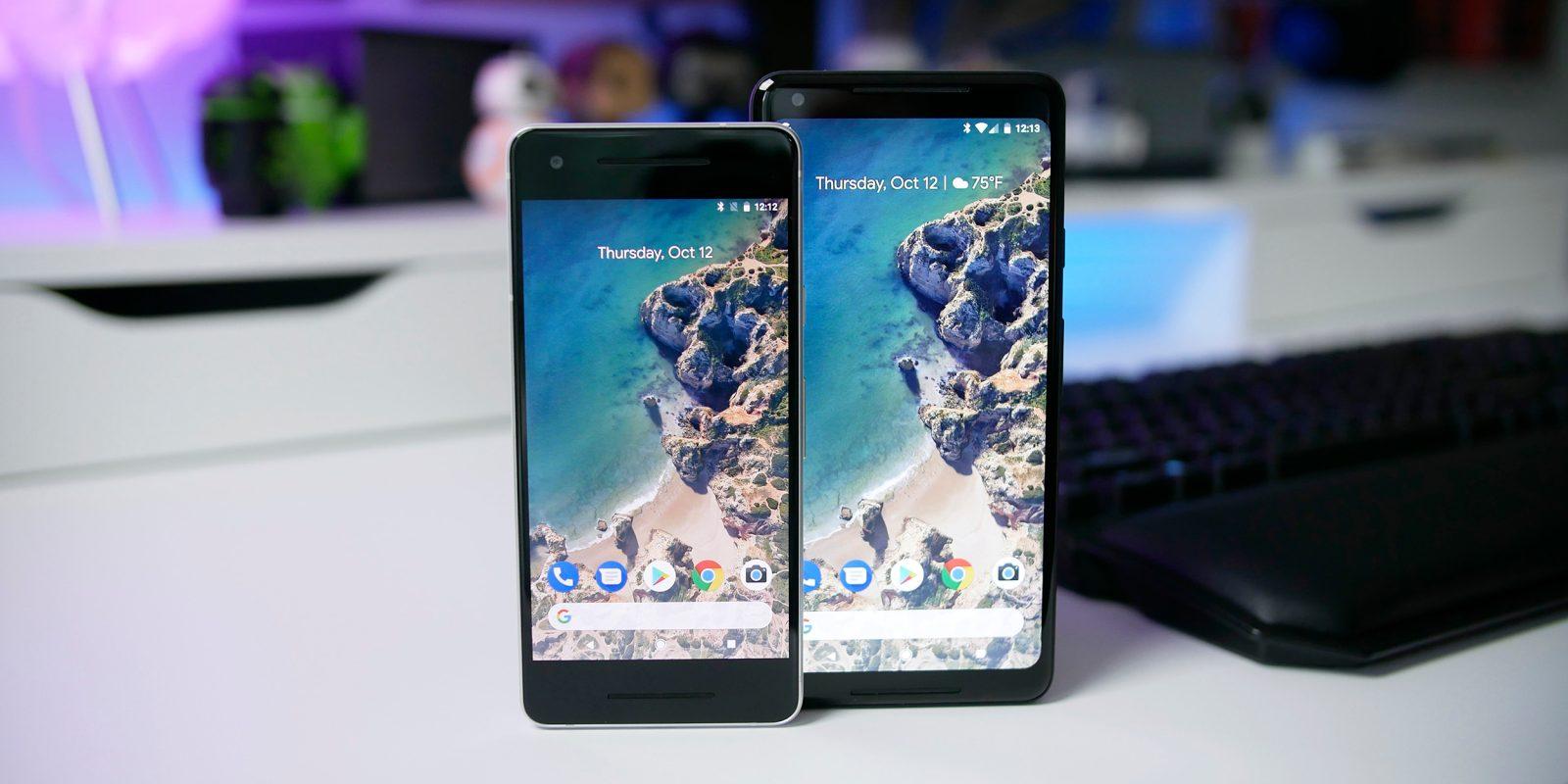 كيف ردت جوجل على الآي-فون X؟ جهاز Pixel 2