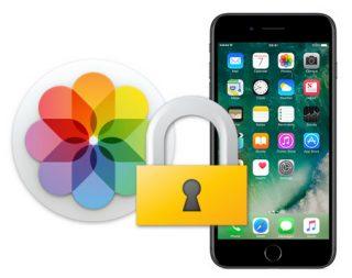 نصائح للحفاظ على خصوصية الصور والفيديو على iOS
