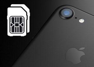 هل تنتقل شريحة أبل والشريحة الافتراضية إلى الآي-فون؟
