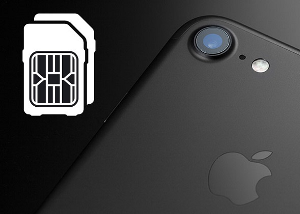 هل تنتقل شريحة أبل والشريحة الافتراضية إلى الآي فون؟