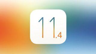 أبل تصدر التحديث iOS 11.4