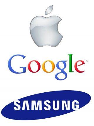آبل، جوجل، سامسونج: من أكثر سرقة للأفكار؟