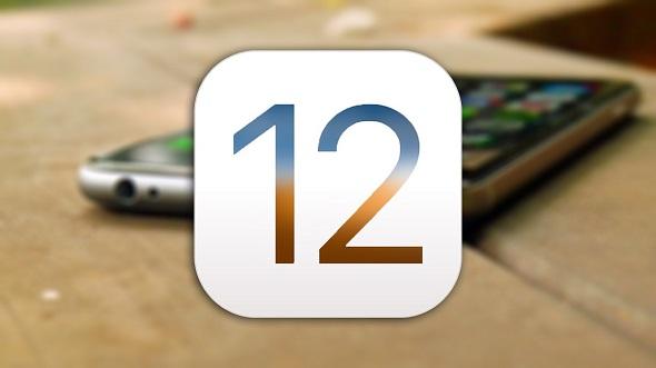 ما قبل التحديث إلى iOS 12