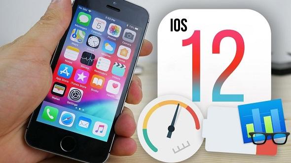 إلى أي مدى زاد نظام iOS 12 في أداء وسرعة الآي فون؟