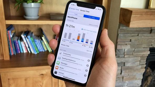 كيف يساعدك iOS 12 على مراقبة الوقت المهدر؟