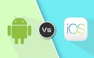 لماذا المقارنة بين الأندرويد و iOS مستحيلة وغير منطقية؟