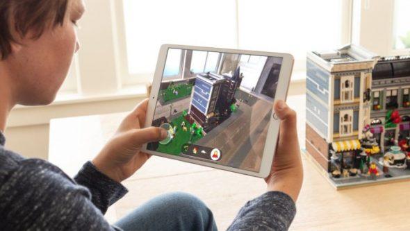 تقنية الواقع المعزز AR وتأثيرها على نمو قطاع الأعمال