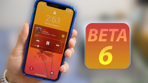 ما الجديد في الإصدار التجريبي السادس من iOS 12؟