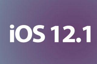أبل تطلق التحديث iOS 12.1