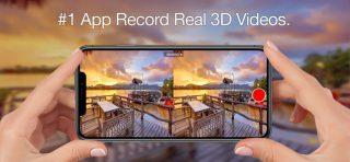 تطبيق جديد لتصوير فيديو بتقنية 3D! (نسخ مجانية بالداخل)