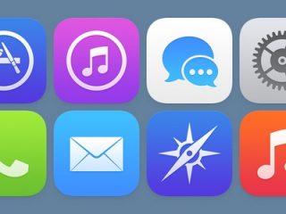 بدون جيلبريك: حيل لتغيير أيقونة آي تطبيق وترتيب شاشة الآي-فون الرئيسية