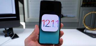 أبل تطلق التحديث iOS 12.1.1
