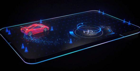 شاشات الهولوجرافيك ورؤية جديدة لهواتف المستقبل
