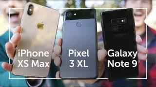 أي الهواتف الذكية يلتقط صورة أفضل؟