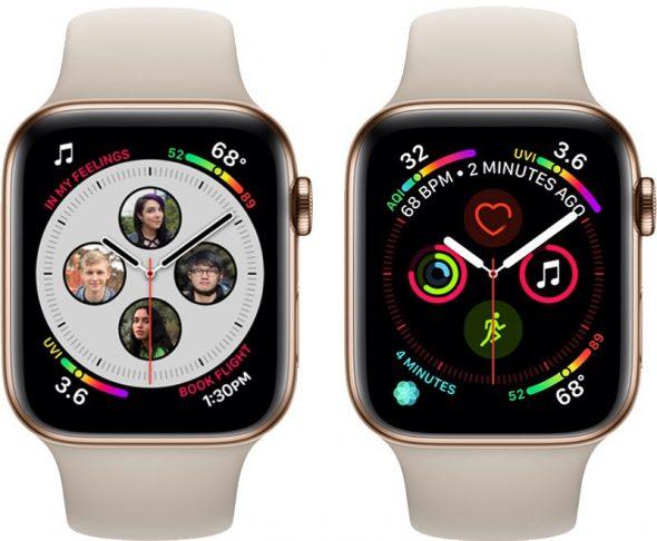 ساعة أبل والآي فون يمكنهما اكتشاف العلامات المبكرة للخرف