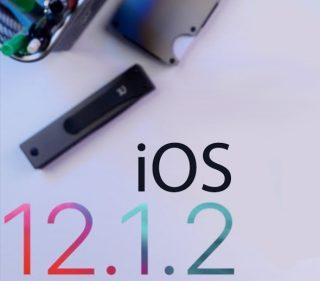 أبل تطلق التحديث iOS 12.1.2