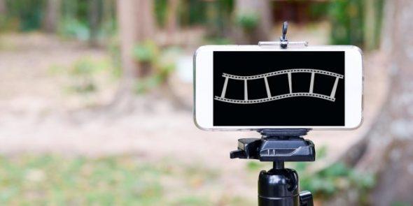 أفضل 6 تطبيقات مجانية لتحرير الفيديو على الآي-فون والآي-باد