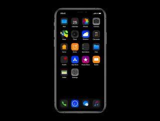 تصميم تخيلي لما سيبدو عليه iOS 13