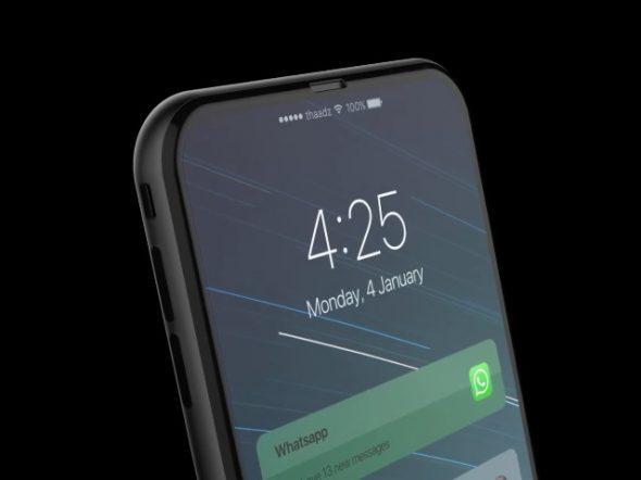 تسريبات مبكرة لتصميم الآي-فون القادم ونظام 13 iOS