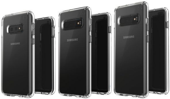 تسريبات لصور هاتف سامسونج جلاكسي S10