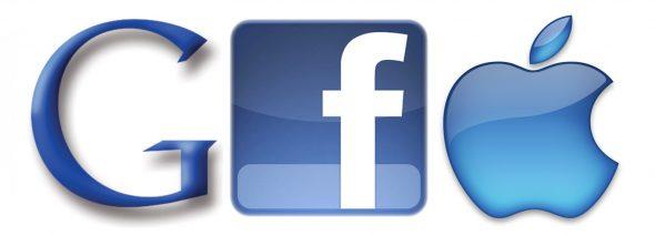موقف آبل من جوجل و فيس بوك لانتهاك الخصوصية