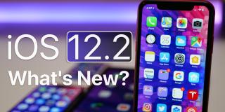 أهم المميزات الجديدة في تحديث iOS 12.2