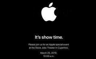 أبل ترسل دعوات مؤتمر خاص في 25 مارس