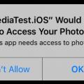 تطبيقات تستطيع الوصول إلى صورك بدون إذن، هل هذا معقول؟