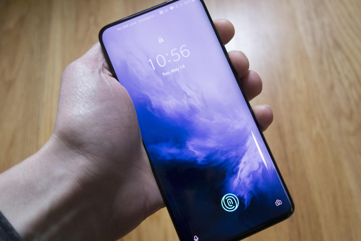 ed98b67da5dde كشفت شركة OnePlus بالأمس عن أحدث هواتفها الذكية الرائدة، هاتف OnePlus 7  Pro، الذي جاء بمميزات جديدة ومتطورة رائعة، وبسعر منافس يتفوق على أحدث  الهواتف ...