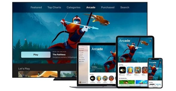 c8a45d18a جميعنا قد تابع إعلان أبل عن خدمتها الجديدة Apple Arcade، خدمة اللعب  (Gaming) والتي ستكون متاحة لمنصّات الماك وأيضًا الآي-فون أي انها ستكون  متاحة لأنظمة ...