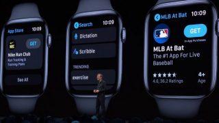 ما الجديد في نظام watchOS 6 الخاص بساعة آبل